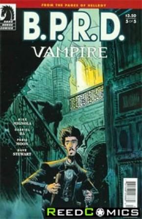 BPRD Vampire #5