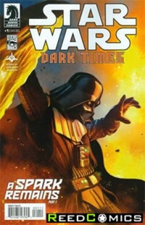 Star Wars Dark Times Spark Remains #1
