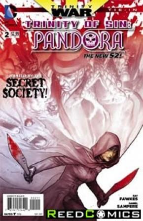 Trinity of Sin Pandora #2