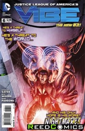 Justice League of Americas Vibe #6