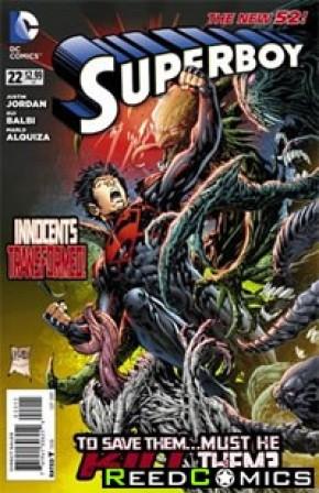 Superboy Volume 5 #22