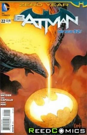 Batman Volume 2 #22