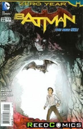 Batman Volume 2 #22 (1 in 25 Incentive)