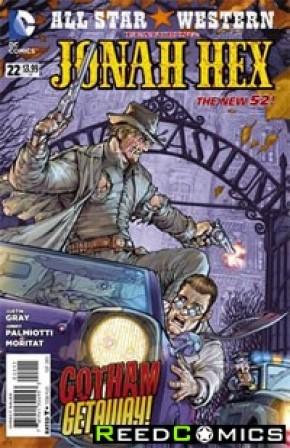 All Star Western Volume 2 #22