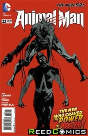Animal Man Volume 2 #22