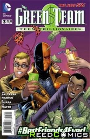 The Green Team Teen Trillionaires #3