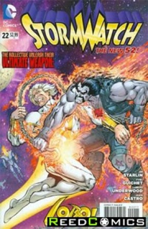 Stormwatch Volume 3 #22