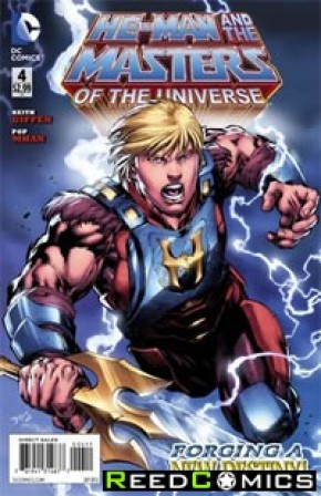 He Man and the Masters of the Universe Volume 2 #4