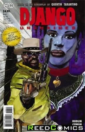 Django Unchained #6