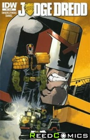 Judge Dredd Volume 4 #9