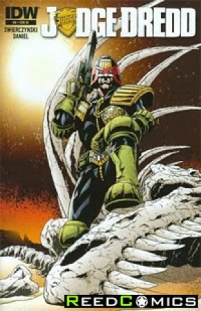 Judge Dredd Volume 4 #9 (1 in 10 Incentive)
