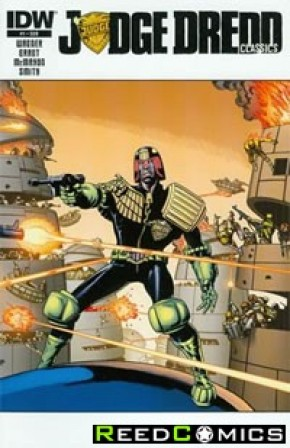 Judge Dredd Classics #1 (Subscription Variant)