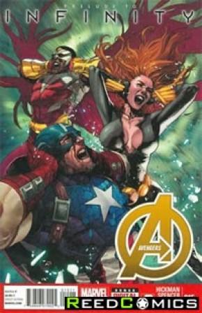 Avengers Volume 5 #15