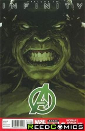 Avengers Volume 5 #16