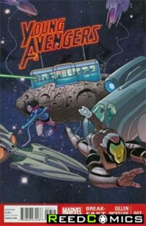 Young Avengers Volume 2 #8