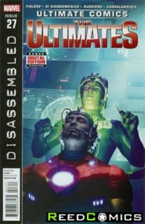 Ultimate Comics The Ultimates #27