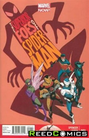 Superior Foes of Spiderman #1