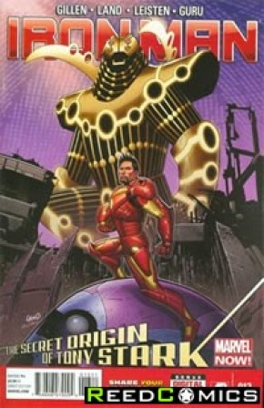 Iron Man Volume 5 #13