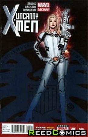 Uncanny X-Men Volume 3 #9