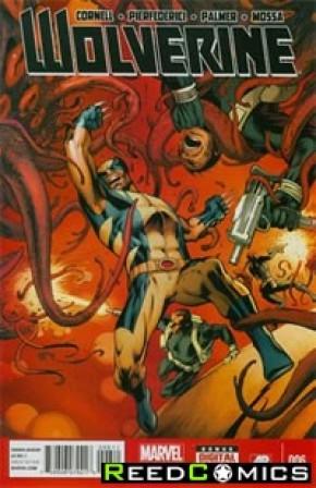 Wolverine Volume 5 #6