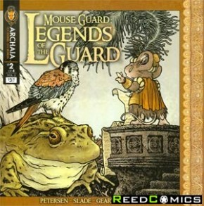 Mouse Guard Legend of the Guard Volume 2 #2