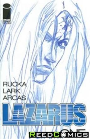 Lazarus #1 (2nd Printing)