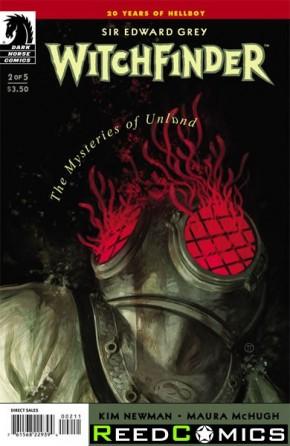 Witchfinder Mysteries of Unland #2