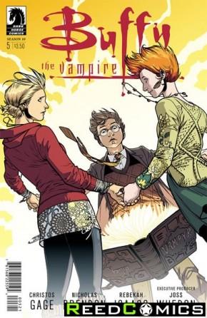 Buffy The Vampire Slayer Season 10 #5 (Isaacs Variant)