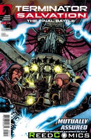 Terminator Salvation The Final Battle #7