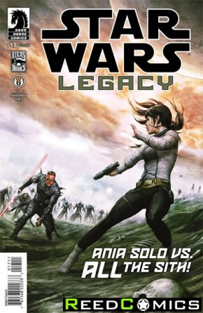 Star Wars Legacy II #17