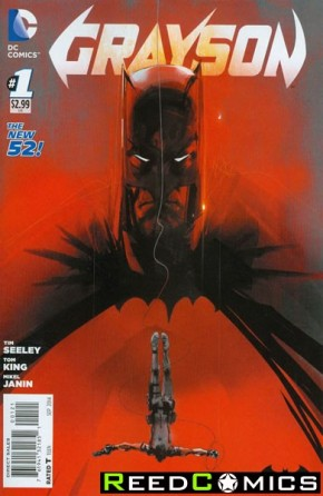 Grayson #1 (Batman 75 Variant Edition)