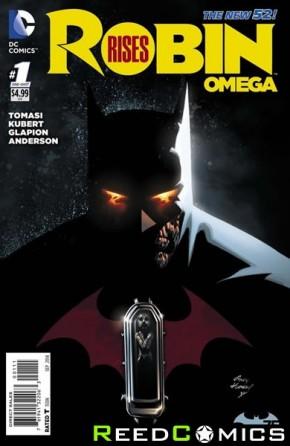 Robin Rises Omega One Shot