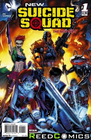 New Suicide Squad #1 (1st Print)