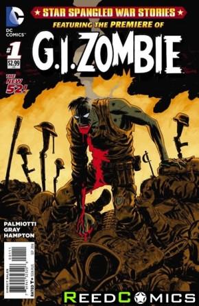 Star Spangled War Stories GI Zombie #1