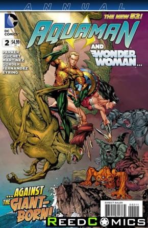 Aquaman Volume 5 Annual #2