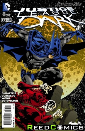 Justice League Dark #33 (Batman 75 Variant Edition)
