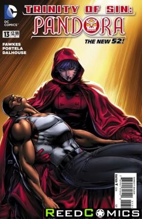 Trinity of Sin Pandora #13