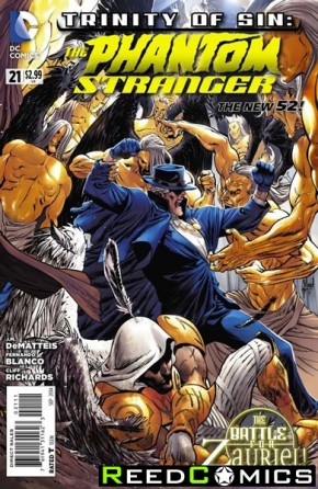 Trinity of Sin The Phantom Stranger #21