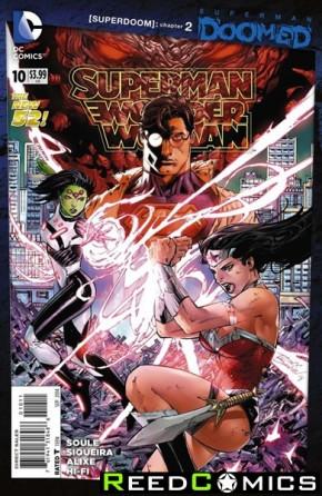Superman Wonder Woman #10