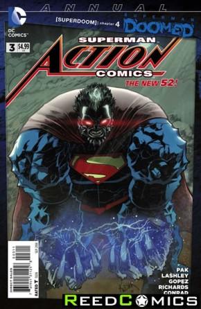 Action Comics Volume 2 Annual #3