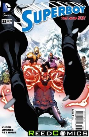 Superboy Volume 5 #33