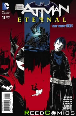 Batman Eternal #15 (Corner Damaged)