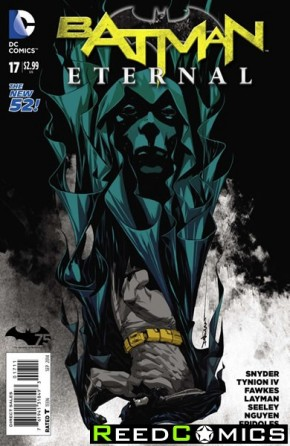 Batman Eternal #17