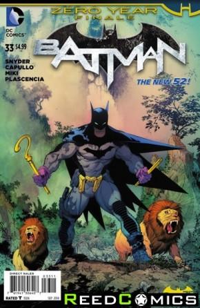 Batman Volume 2 #33