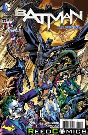 Batman Volume 2 #33 (Batman 75 Variant Edition)