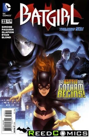 Batgirl Volume 4 #33