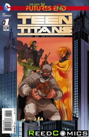 Teen Titans Futures End #1 Standard Edition