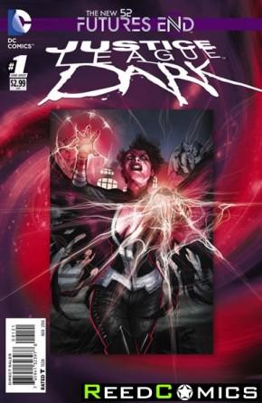 Justice League Dark Futures End #1 Standard Edition