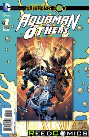 Aquaman and the Others Futures End #1 Standard Edition