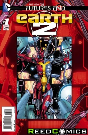 Earth 2 Futures End #1 Standard Edition